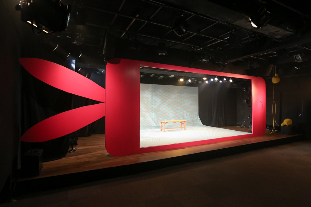 舞台全景②