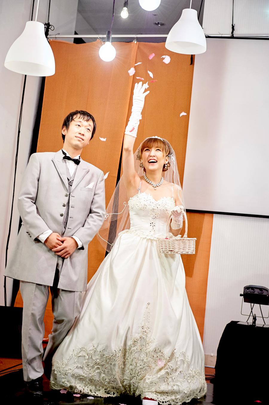 短編演劇見本市B「嘘つきの結婚式」