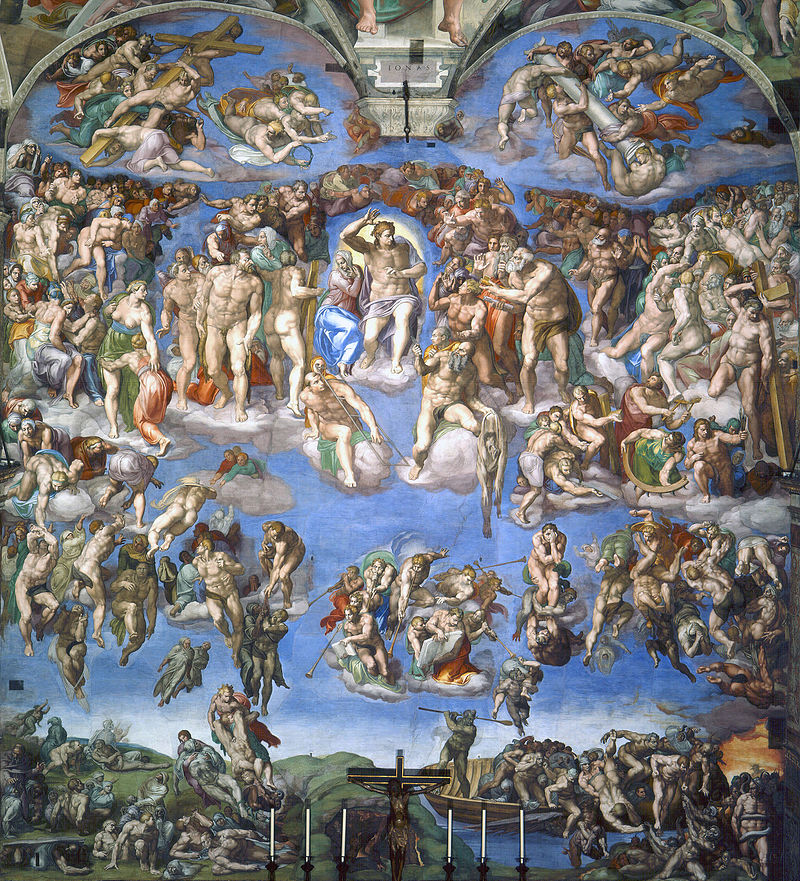Last_Judgement_(Michelangelo) (1)